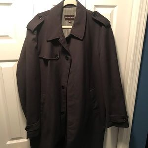 Michael Kors Men's Rain Coat